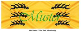 1:24 / 7cm Fahne für Landsknechte #05