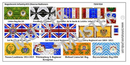 1:72 Napoleonische Feldzüge #15 Mixed Infanterie
