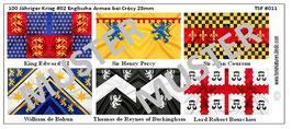 28mm Mittelalter Die Schlacht von Crécy #02 England