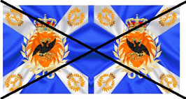 1:32 Flag Napoleon Russland Infanterie #02