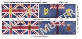 28mm AWI #05 England