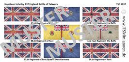 1:72 Napoleonische Feldzüge #37 England Battle of Talavera