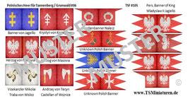 1:72 Mittelalter Polnische Banner #06