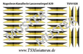 1:72 Napoleon Lanzenwimpel #29