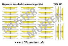 1:72 Napoleon Lanzenwimpel #24