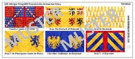 28mm Mittelalter Die Schlacht von Crécy #09 Frankreich