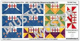1:72 Englischer Bürgerkrieg #03 Royalists