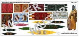 1:72 Mittelalter Saracenen & Muslim Warriors #02