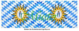 1:24 / 7cm Fahne für Landsknechte #12