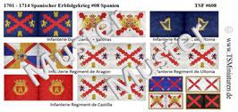 1:72 Spanischer Erbfolgekrieg #08 Spanien Infanterie & Kavallerie