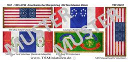 28mm American Civil War #02 Nordstaaten