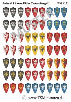 1:72 Mittelalter Litauen & Polen Ritter #02