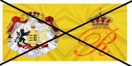 1:32 Flag Napoleon Württemberg Infanterie #01