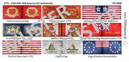 1:72 AWI Amerikanischer Unabhängigkeitskrieg #09 US Continentals