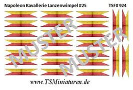 1:72 Napoleon Lanzenwimpel #25