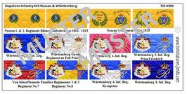 1:72 Napoleonische Feldzüge #10 Nassau & Württemberg