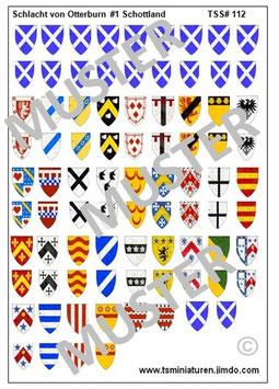 1:72 Schilde Otterburn #01 Schottland