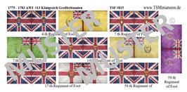 1:72 AWI Amerikanischer Unabhängigkeitskrieg #13 England