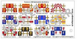 1:72 Mittelalter Teutonic Banner #10