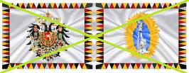 1:32 Flag Napoleon #02 Österreich Infanterie