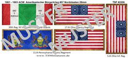 28mm American Civil War #07 Nordstaaten