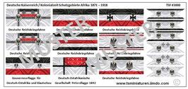 1:72 Kolonial Zeit Schutzgebiete / Kaiserreich #01