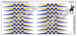 1:72 17.th Century Polnische Flügelhusaren #02