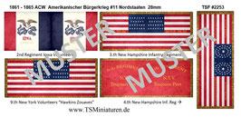 28mm American Civil War #11 Nordstaaten
