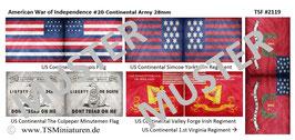 28mm AWI #20 US Continentals