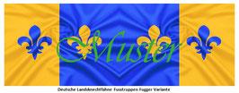 1:24 / 7cm Fahne für Landsknechte #17