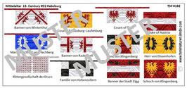 1:72 Mittelalter 13. Jahrhundert #01 Habsburg