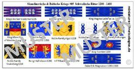 1:72 Mittelalter Skandinavische Ritter #05