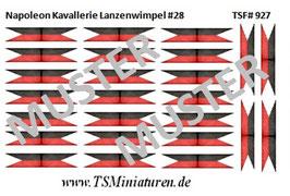 1:72 Napoleon Lanzenwimpel #28