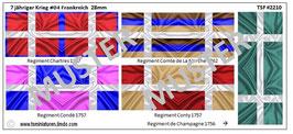 28mm 7 Jähriger Krieg #04 Frankreich