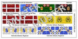 1:72 Napoleonische Feldzüge #14 Dänemark & Schweden