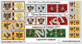 1:72 7 Jähriger Krieg #20 Österreich