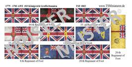 1:72 AWI Amerikanischer Unabhängigkeitskrieg #03 England