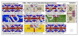 1:72 7 Jähriger Krieg #12 England