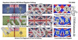 1:72 Napoleonische Feldzüge #40 Mixed Ägypten Feldzug
