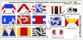 1:72 Mittelalter Skandinavische Ritter #03