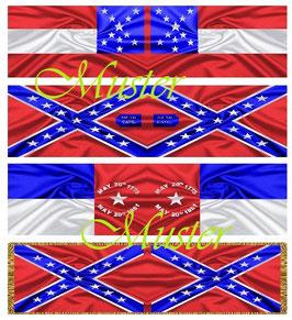 ACW #20 Kavallerie Regimenter Südstaaten