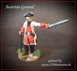 1:32 / 54mm Austrian General #01