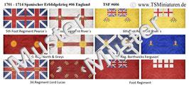 1:72 Spanischer Erbfolgekrieg #06 Englische Infanterie
