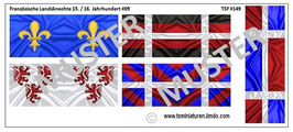 1:72 Landsknechte Frankreich #09