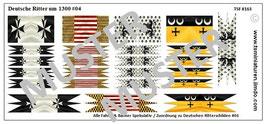 1:72 Mittelalter Deutsche Ritter #04