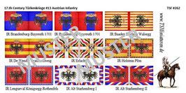 1:72 17.th Century #13 Austrian Infanterie