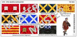 1:72 Jakobiten Aufstand #02 Schottland