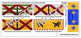 1:72 Landsknechte Hl. Röm. Reich #06