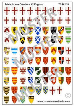 1:72 Mittelalter Schlacht von Otterburn #02 England
