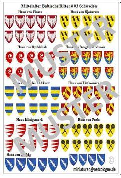 1:72 Schwedische Ritter #03
